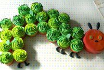 Cake & cupcake Ideas! / by Stephanie Navarro