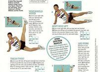 exercise / by Judy Wetzel