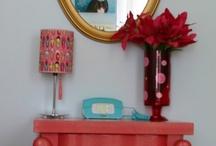 Girl / Feminine Room / by Julie Loves Home