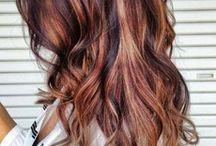 Hair colors / by Sara Paladino