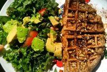 healthy foods. / by Emilie Knudsen