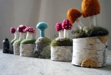 Nature Crafts / by Merrily Me