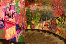 Graffiti & Street Art / by Barrie Cole