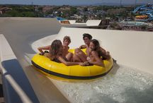 Family Rafting Slide / by Polin Waterparks