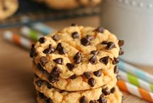 : recipe space - cookies and biscuits : / by Katy Potaty