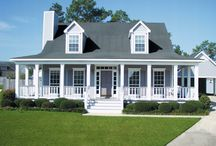 Southern Homes and Decor  / by KIX96
