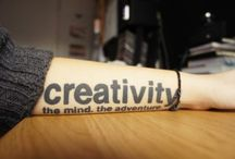 Creativity  / by Madeliene Oehlers