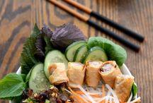 Vietnamese food / by Susan Woody