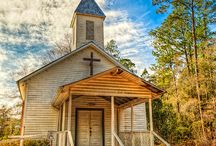 Church in the Wildwood / by Nelda Holliday