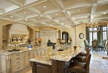 Kitchen Ideas / by Traci Taylor