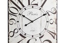 Clocks <3 / by Amanda Chandler-Joy