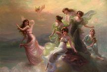 Art by Edouard Bisson / by Kim Langham