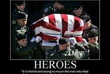 Heros Don't Wear Capes / by Carol Lyvers Wimsatt