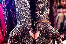 mehndi/henna / by Simran Brar