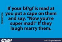 Ha Ha Ha! / by Janice-Bob Ottley