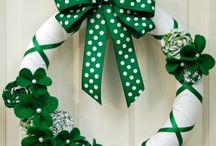 St. Patricks % Day / by Crystal Suzik