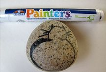 Painted Rocks / by Marian Oller