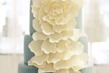. wedding cakes . / by tonya @ { the social lush }