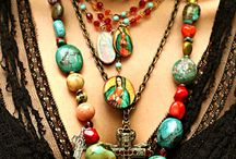 JeWeLLeRy LoVe / Opening a woman's jewellery box is like dipping into her life- every bauble tells a story / by Angela Street