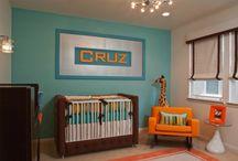 Cool Nursery Ideas / by Little One Books