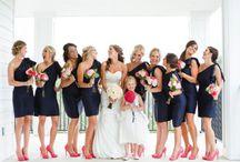 My sissy's wedding  / by Bridget Bowes