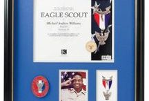 eagle scout stuff / by Melinda Burg