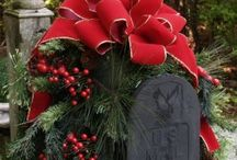 Holiday Decorations/Food / by Tracy Halliday-Rose