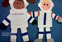 Space: First Day Celebration / by Shannon Ethridge Anderson
