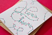 holiday card / by Design Quixotic
