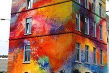 Street Art / by Amy Alderson