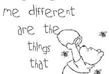 Disney quotes :) / by Kelli Floyd
