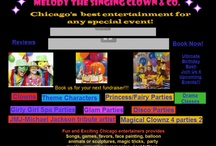 Clown Websites: Weird (Surreal, Outdated, and Mildly Disturbing...) / by Geek Osystem