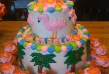 My cakes & cookies / by Deborah Lewis
