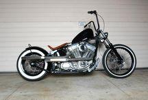 Harley Davidson / by Francisco Zubieta