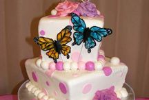 cake ideas / by Pam Wilson
