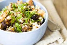 Cauliflower recipes / by Seacoast Eat Local