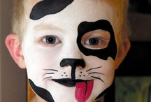 face painting / by Karly McCutchan