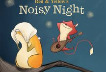 Illustration Styles / Children's books with beautiful illustrations. #illustrationinspiration / by Sarah Eckhart