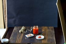 Food photography setups | Tips | Props / by Lindsay Lane