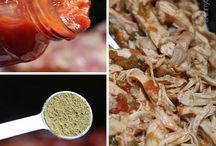 Food / Food ideas and recipes / by Russ Thornton