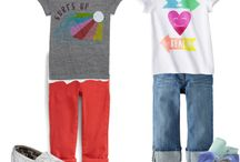 Little Fashionistas / Just the Girls style / by Melissa Nguyen