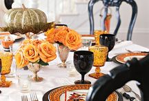 Halloween / Fall Tables / by Brenda of Brenda's Wedding Blog