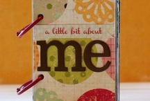 {hobby scrapbook} / I really really like cute little books. So this board has lots of them! (I may have a slight obsession...) & scrapbooks & pages:) / by Katie Davis