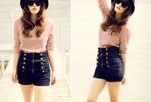 My Own Fashion / by Rachel-Marie Iwanyszyn