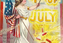 Fourth of July, Memorial Day and All Things Patriotic! / by Gina White