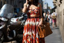 Cuba Outfits and Inspirations / by Hannah Allen