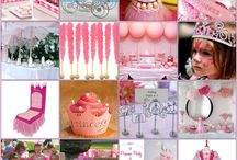 Princess Angel Birthday Party / by Kathy Budiac