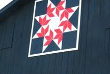 Barn Quilts / by Grace Garrett