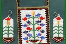 Beading on a Loom / by Cherryl Roulette