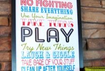 Playroom / by Kaci Chadwell
